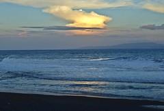 Bali - Keramas Sunset (zorro1945) Tags: bali indonesia asia keramas beach sunset sundown gloaming eveninglight nightfall reflection flickrtravelaward