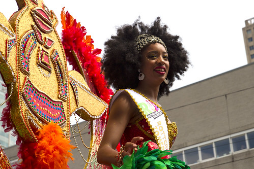 Rotterdam - Queen of Caribbean Carnival