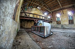q4 (urbex66400) Tags: abandoned church kosciol urbex verlassen opuszczone opuszczony sony a550 indoor urban exploration