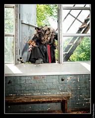 Scarecrow - Ryan Sutherland (Pierre Gautreau) Tags: dccomics gothamcity villains scarecrow