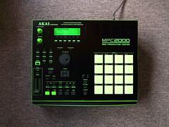 _0040199 (ghostinmpc) Tags: akai mpc2000 ghostinmpc custommpc 16pads