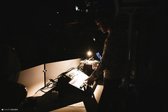 Boiler Room BRSSLS Atomium_SETS 131 (Caroline Lessire) Tags: boiler room cubanisto lefto ujk atomium samiyam ltgl pomrad live event exceptional monument patrimoine belgium brussels music atmosphere photography