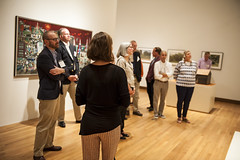 Exclusive Brummer Event - Southern Accent (Nasher Museum Blogs/Nasher Museum of Art at Duke U) Tags: southernaccent brummersociety nashermuseum contemporaryart
