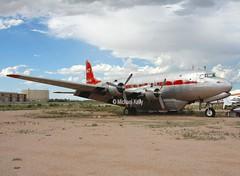 Maricopa Aircraft Service                                 Douglas C54D Skymaster                                 N67040 (Flame1958) Tags: 1654 maricopaaircraftservice maricopa c54 c54d douglas douglasc54 avravalley avravalleyairport maranaregionalairport maranaregional 310816 0816 2016 skymaster douglasskymaster arizona oldprop c54q n96451 n67040