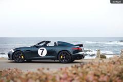 Project 7. (ZainSyedPhoto) Tags: jaguar project 7 green california carweek