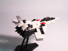 DSC06101 (obscurance) Tags: lego macross moc frontier vf25 messiah fighter space sms zio afol