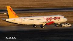 Pegasus A320-251N msn 7321 (dn280tls) Tags: pegasus a320251n msn 7321 fwwik tcnbf