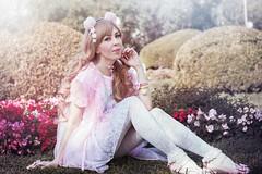 006 (other_b) Tags: pastel japanese fashion harajuku alternative pink colors fashionblogger blogger blog japanesefashion canon canont3 canonrebelt3 50mm model girl