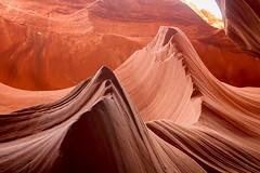 Antelope Canyon Page Arizona (Michelle Calvert) Tags: canyons page arizona antelopecanyon slotcanyon pagearizona