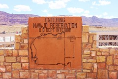 The Reservation (Paige_Terhune) Tags: follow comment like arizona az desert sign history indian navajo reservation