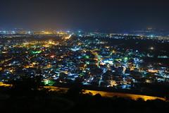 Chittorgarh -night view (Rahul Gaywala) Tags: sunset india history canon temple eos evening ruins fort mark iii royal 5d shiva incredible fortress mata hdr rajasthan gujarat rahul surat chittorgarh 24105 mark3 kalika chittor shivling shivalaya marwad chittod mewad marvad canoneos5dmarkiii gaywala mevad 5dm3 rahulgaywala chittodgadh
