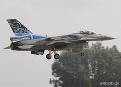 "F-16 Demo Team ""Zeus"" (Stam337) Tags: ceremony corsair a7 retirement afb araxos"