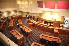 11-13-2014 Renovated Alabama Senate Chamber