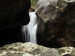 Waterfall (camerameam) Tags: nature water waterfall rocks kerala wyanad