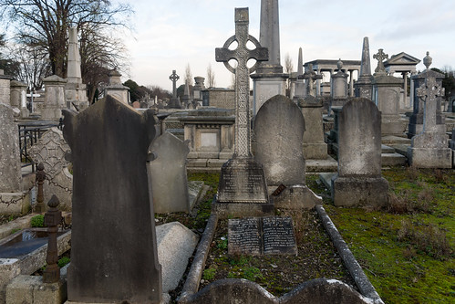 Mount Jerome Cemetery & Crematorium is situated in Harold's Cross Ref-100485
