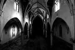 earthen.vessel (jonathancastellino) Tags: usa ny newyork abandoned parish america entropy buffalo ruins decay ruin arc shell curve husk derelict transfiguration churchofthetransfiguration