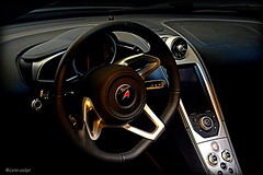 McLaren cockpit (Papa Razzi1) Tags: sweden stockholm cockpit mclaren 4379 supersportscar granturismo2014