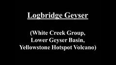 Logbridge Geyser (HD) (James St. John) Tags: white creek group basin yellowstone wyoming lower geyser logbridge logbridgegeyser
