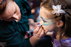 Amelia: Mermaid Makeover at The Pirates League (tltichy) Tags: world eye make up october pirates magic over makeup kingdom disney resort pirate makeover amelia mermaid walt league adventureland 2014