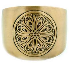 5th Avenue Brass Bracelet K2 P9491A-3