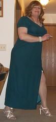 100_0668 (didi_lynn) Tags: sexy stockings highheels legs sandals formal jewelry class pearls crossdressing hose hosiery gown pantyhose crossdresser crossdress busty longlegs nylons classy pearlnecklace longnails