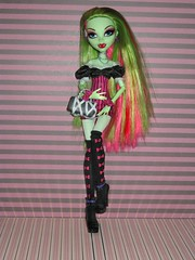 Monster high Venus McFlytrap basic doll (l0_ovely) Tags: fashion doll cam pack basic fashionpack monsterhigh dayatthemaul sweet1600 venusmcflytrap dotdeadgorgeous