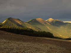 The Ester Mountains (aniko e) Tags: autumn mountain mountains clouds forest germany bavaria hiking wandern garmischpartenkirchen prealps estergebirge estermountains bavarianprealps