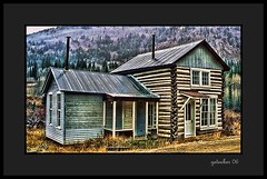 St Elmo CO 06 (the Gallopping Geezer 2.65 million + views....) Tags: old house west building history abandoned home canon rockies colorado decay roadtrip 2006 structure historic faded worn western ghosttown rockymountains wildwest decayed stelmo geezer corel dwelling oldwest