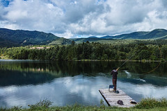Fishing: Somewhere in Nagano (DTB) Tags: none
