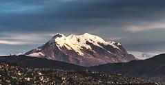 Illimani (Franco Vargas) Tags: nieve bolivia invierno montaa lapaz illimani