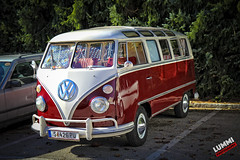 Samba (Lummi Photography) Tags: salzburg classic vw volkswagen samba expo t1