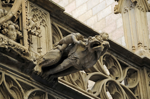 Gargoyle 1 by Son of Groucho, on Flickr
