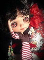 BlytheaDayDec#2&#3&#4:Candy Cane&I Caught a Cold&Favorite Seasonal Song