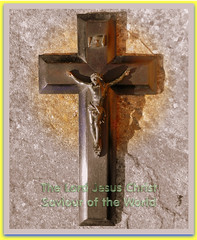 Jesus Christ, Saviour of the World (Truth in science) Tags: church john catholic christ cross god faith religion jesus belief christian crucifix christianity messiah psalms gospel emmanuel sacrifice jesuschrist resurrection saviour newtestament ourlord gospelofjohn godwithus kingjamesbible sufferingservant christiancrosses crucifixionofjesus stpaulsepistles churchortheapostles
