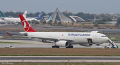 Turkish Airlines Cargo A330-200F TC-JCI (birrlad) Tags: turkey airplane airport ataturk aircraft aviation airplanes transport istanbul cargo international airline airbus parked airways airlines ist freight turkish a330 airliner loading freighter a332 a330243f tcjci
