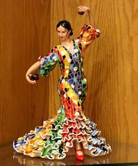 Porcelain Flamenco Dancer, Toledo, Spain (Arthur Chapman) Tags: spain dancer toledo porcelain flamenco flamencodancer geo:country=spain geocode:method=googleearth geocode:accuracy=500meters