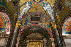"""Basilica di Santa Prassede • <a style=""""font-size:0.8em;"""" href=""""http://www.flickr.com/photos/89679026@N00/15836957122/"""" target=""""_blank"""">View on Flickr</a>"""