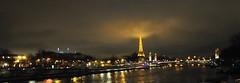Eiffel Tower, at night (martin_vmorris) Tags: paris france champs coeur sacre musee dorsay elysee