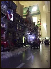 Vitrine lego Noel 2014 (ced12110) Tags: city train lego space noel suit modular area 52 vitrine exo