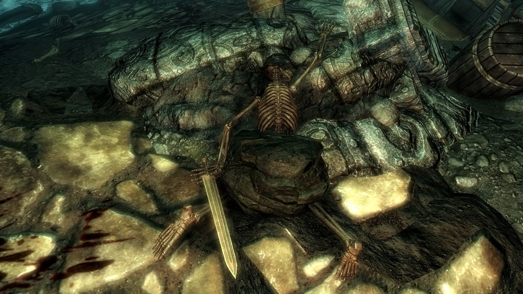 The World's Best Photos of skeleton and skyrim - Flickr Hive Mind