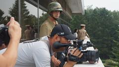 Globo SporTV em DMZ (uritours) Tags: northkorea dprk coriadonorte sportvemcoriadonorte globoemcoriadonorte