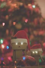 Abort (//ZERO) Tags: santa christmas anime toy toys bokeh manga christmastree christmaslights presents christmasdecorations christmasdecoration otaku yotsuba danbo toyphotography danbooru revoltech danboard danboru christmas2014