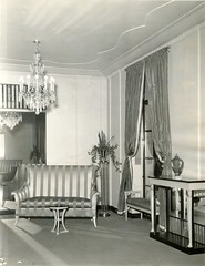 Interior Dress Department Saks Fifth Ave Chicago 1936 (Phillip Pessar) Tags: chicago retail 1936 studio photo ebay michigan ave press saks purchase fifth blesing hedrich