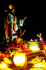 SAN JUAN EVANGELISTA (phimphim09171) Tags: wood sanjuan generator bicol semanasanta evangelista goldleaf apostol holyweek carroza 2014 karosa disipulo