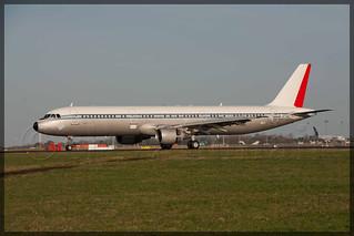 EI-IXI Airbus A321-112 Alitalia (Retro)