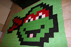 Crochet Pattern For Ninja Turtle Blanket : The Worlds newest photos of crochet and turtle - Flickr ...