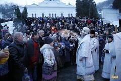 37. Праздник Богоявления в Святогорской Лавре