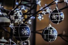 Stars and lines (Melissa Maples) Tags: christmas winter decorations tree turkey lights nikon asia trkiye antalya ornaments nikkor vr afs  18200mm  f3556g chocolatehotel  18200mmf3556g d5100