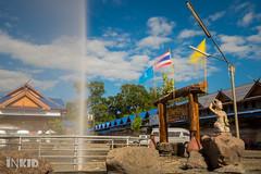 Mae Kachan Hot Springs (inkid) Tags: travel hot zeiss t thailand sony mai springs carl mae f2 24mm chiang za slt ssm chiangrai kachan distagon a65 maechedimai