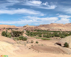 Ait-Ben-Haddou (mara.dd - www.marasweltreisen.de) Tags: africa morocco afrika ouarzazate marokko afrique quarzazate soussmassadra